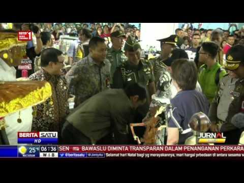 Jokowi Blusukan ke Mega Mal Manado