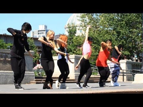 Dance like Beyonce in Love on Top, 1   Dance Crew