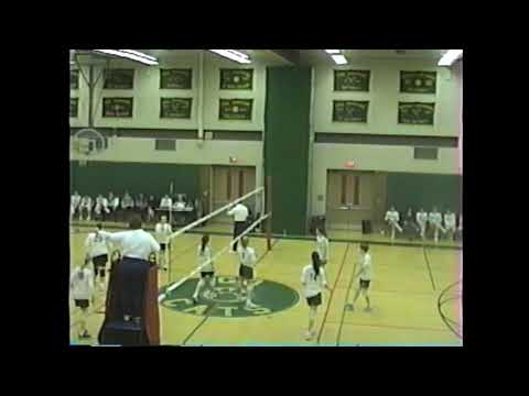 NAC - NCCS Volleyball 1-16-97