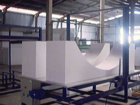 Fabrica de moldura de isopor