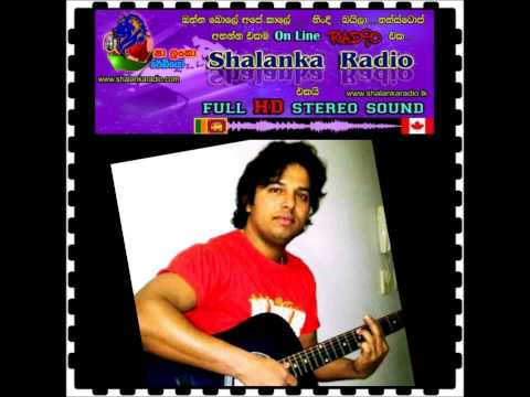 SHA LANKA RADIO RATA DILENA THARU .. SINGING BY AKE