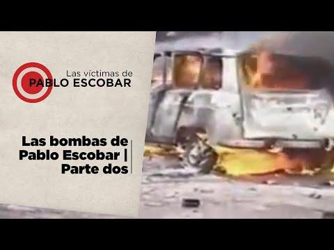 Las bombas de Pablo Escobar, segunda parte, Las víctimas de Pablo Escobar domingo 02 08 2012