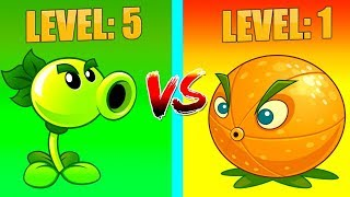 Plants vs Zombies 2 Walkthrough Citron vs Repeater Primal New Level Free Plants PVZ 2