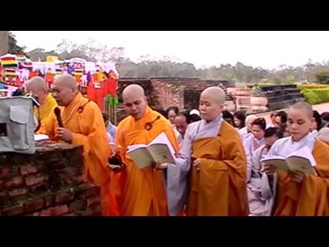 Chiêm Bái Phật Tích Ấn Độ & Nepal 2014 - Thích Trí Thoát - 3/26 LAM TỲ NI