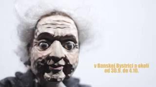 Premiéra Bábkového divadla na Rázcestí v rámci Bábkarskej Bystrice TOUR 2016