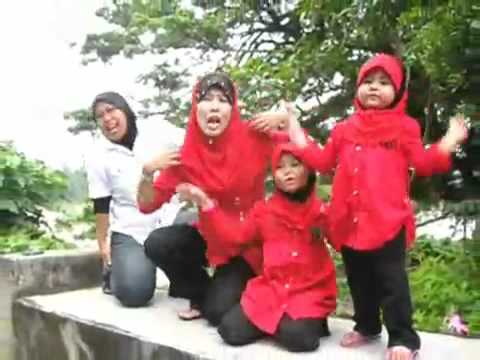 Cikgushida 'POKOK' by Meet Uncle Hussain Feat Hazama - YouTube.flv