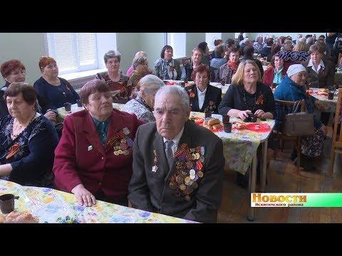 Накануне Дня Победы в Искитимском районе организовали музыкально-поэтическую гостиную