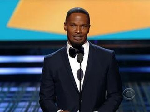 The 56th GRAMMY Awards - Jaime Foxx Apologizes to Jay-Z - 2014 GRAMMY Awards