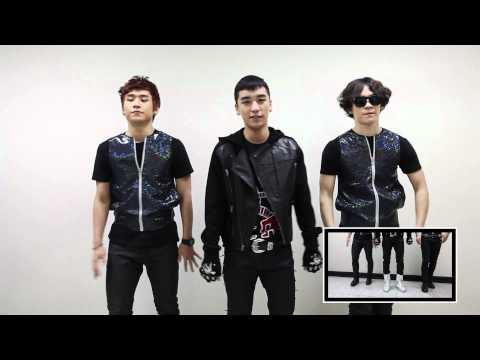 BIGBANG - BAD BOY Choreography Point (by Seungri)