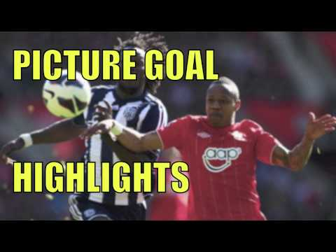 Goal! Southampton vs West Bromwich All Goals & Highlights (11/1/14) HD MY THOUGHTS