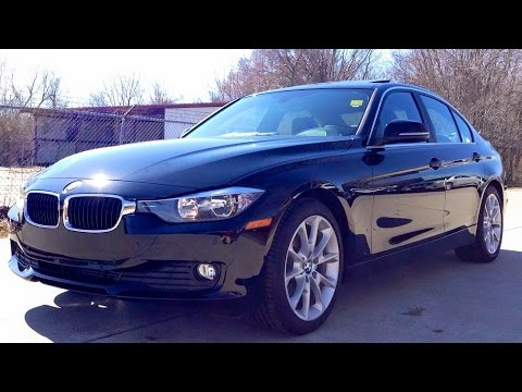 2015 BMW 320i Sport Full Review, Start Up, Exhaust