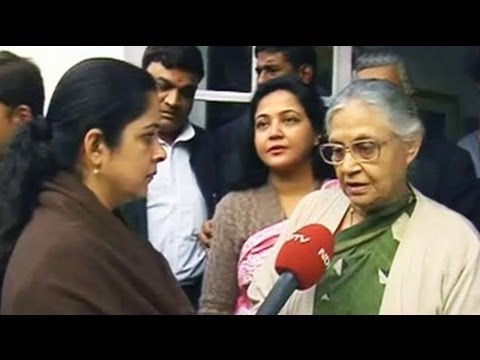 Didn't get enough support from party in Delhi: Sheila Dikshit