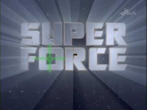 Super Force opening credits season 2