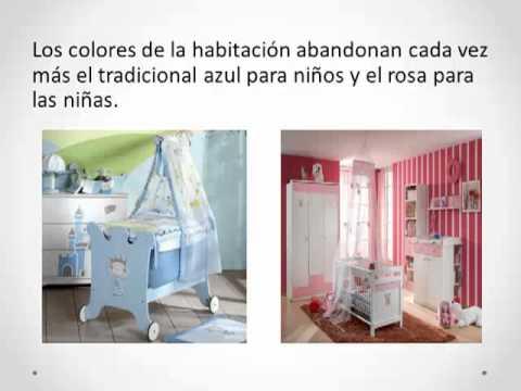 C mo decorar la habitaci n de un beb ideas y modelos for Como decorar la habitacion de un bebe
