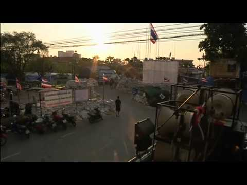 Anti-government protester killed in Thailand