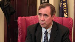Sen. Jeff Merkley (D-Ore.) on Climate