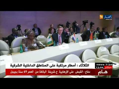 شاهد قناة جزائرية تكشف كيف رد المغرب صباح اليوم على مساهل