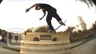 Rob Dyrdek Snapping While Filming A Trick: Back In The Day