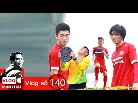 Vlog Minh Hải | Suy nghĩ sai lầm nguy hiểm nhất của bóng đá Việt Nam