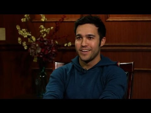 "Pete Wentz on ""Larry King Now"" - Full Episode Available in the U.S. on Ora.TV"