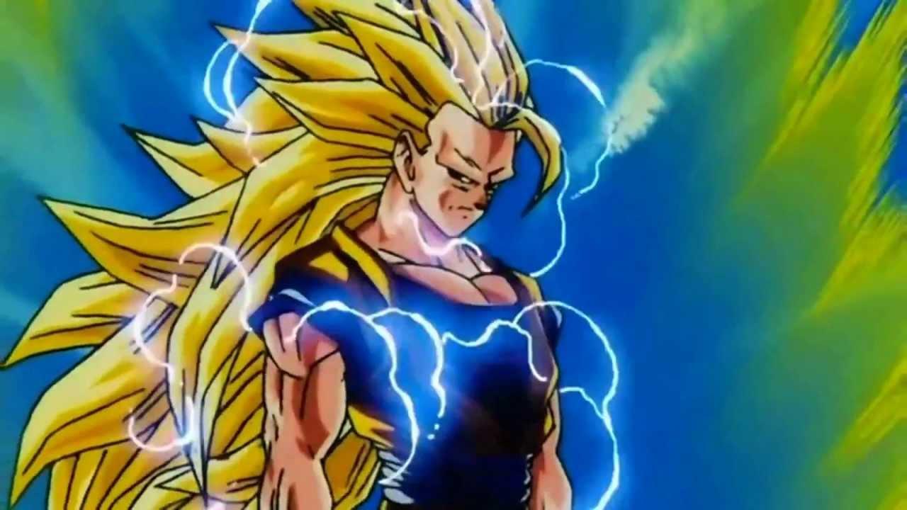 son goku super saiyan time remastered hd p hd youtube