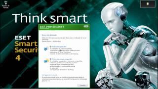 Descargar E Instalar Eset Smart Security 4 Actualizado