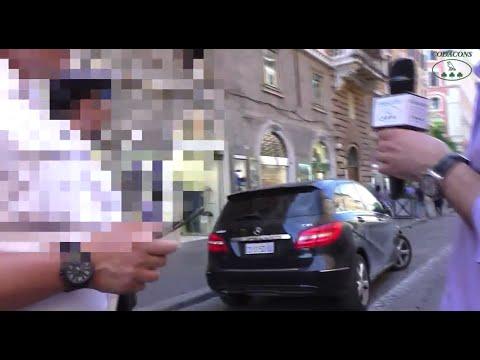 208Roma, vigili urbani: il corpo diplomatico non pagherà mai la multa