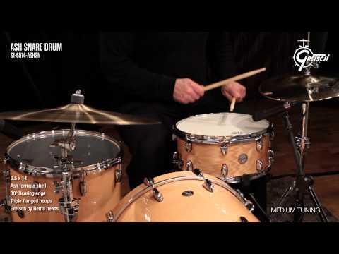 Gretsch 14x6.5 Ash Snare Drum
