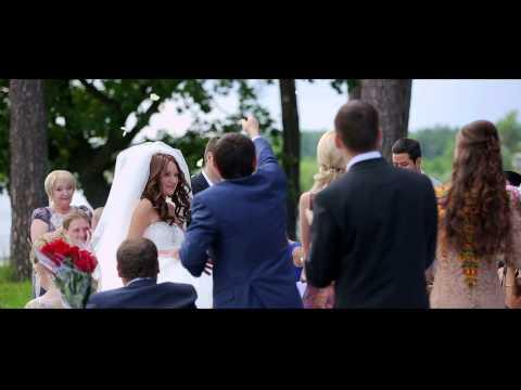 Свадьба года Денис и Настя