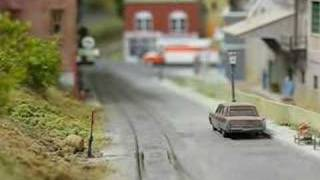 Model Railroad, Trains And Switching