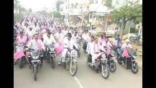 మణుగూరులో TRS TBGKS విజయోత్సవ సభ (వీడియో)
