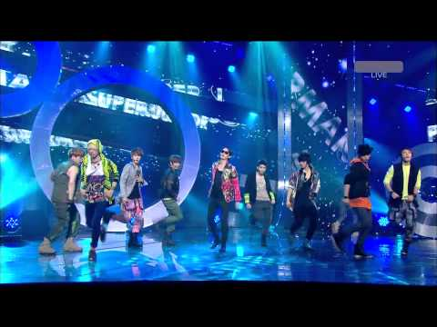 Super Junior - Super Man : ComeBack Stage 1/2 -7GhxA2pQPOw