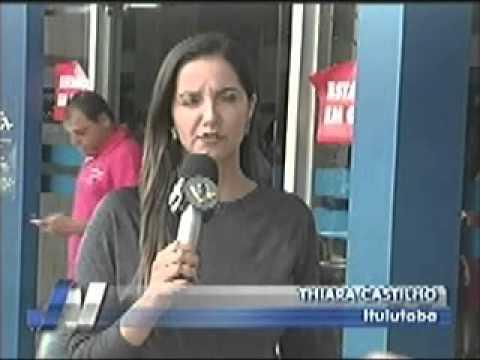 Em Ituiutaba todas as agências bancárias aderiram à greve
