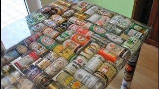 Reciclar latas de aluminio