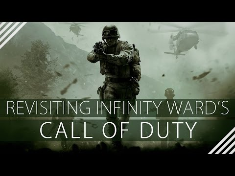 Revisiting Infinity Ward's Call of Duty