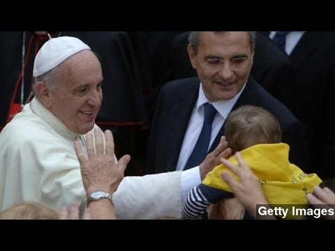 Pope Makes Frank Statements On Pedophile Clergy, Celibacy