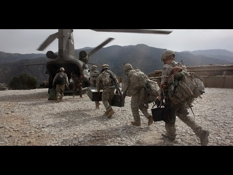 War in Afghanistan Formally Ends