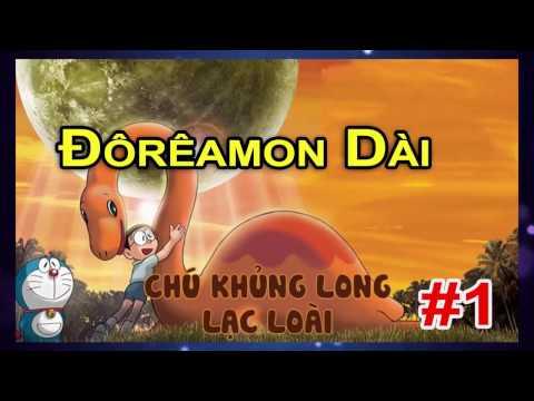 DoReMon thuyết minh tiếng Việt dài tập 1- Chú khủng long lạc loài