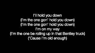 DJ Khaled - Hold You Down ft. Chris Brown, August Alsina, Future and Jeremih lyrics
