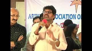 Telugu Artist Press Meet