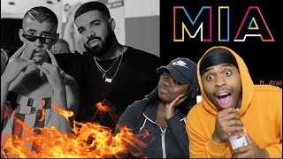 DRAKE SINGING IN SPANISH 😱🔥 | ‪Bad Bunny feat. Drake - Mia ( Video Oficial )‬| REACTION!!!