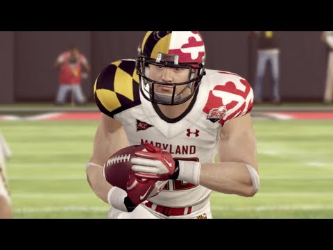 NCAA Football 13 - Road to Glory Ep.35 Senior Year National Championship