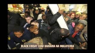 Confus�o e briga marcam Black Friday londrina