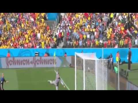 Resume Netherlands vs Australia 3 2 All Goals And Highlights 2014 06 18 World Cup Brazil 2014   YouT