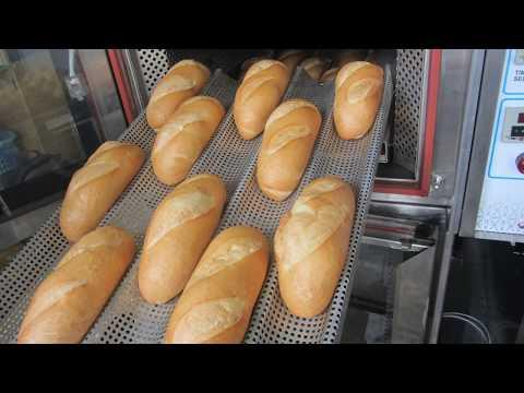 Lò nướng bánh mì Việt Nam đối lưu 5 khay