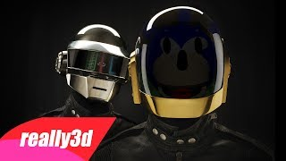 Daft Punk New 2014 Video