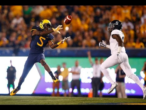 Jovon Durante | West Virginia University | Highlights |