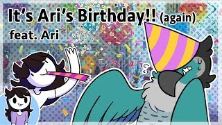 Ari's Birthday! (again)