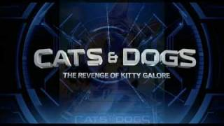 CATS & DOGS: THE REVENGE OF KITTY GALORE (2010