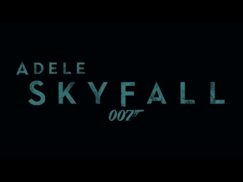 ADELE - Skyfall, Buy Skyfall now: http://smarturl.it/AdeleSkyfall Written by ADELE and Paul Epworth. Skyfall is the official theme song to the James Bond film of the same nam...